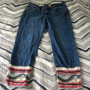 Pilcro and the Letterpress Jeans 👖 Size 30